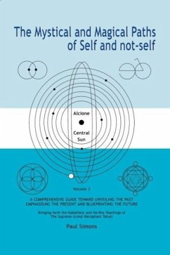 Mystical and Magical Paths of Self and Not-Self, Volume 2 - Simons, Paul