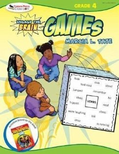 Engage the Brain: Games: Grade 4 - Tate, Marcia L.