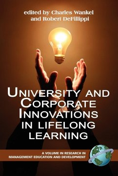 University and Corporate Innovations in Lifelong Learning (PB) - Herausgeber: Defillippi, Robert Wankel, Charles