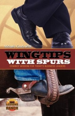 Wingtips with Spurs - Gooch, Michael L.