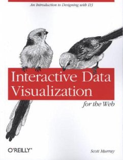 Interactive Data Visualization for the Web - Murray, Scott