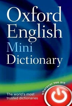 Oxford English Mini Dictionary - Oxford, Dictionaries
