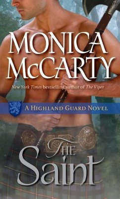 The Saint (eBook, ePUB) - McCarty, Monica
