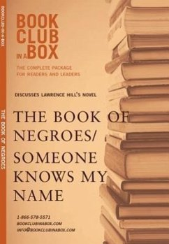 Discusses Lawrence Hill's Novel the Book of Negroes/Someone Knows My Name - Marilyn, Herbert Balser, Erin