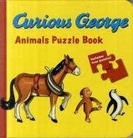 Curious George Animal Puzzle Book - Rey, Margret Rey, H. A.