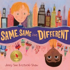 Same, Same But Different - Kostecki-Shaw, Jenny Sue