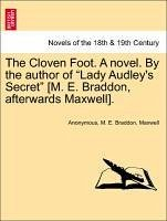 The Cloven Foot. A novel. By the author of