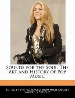 Sounds for the Soul: The Art and History of Pop Music - Scaglia, Beatriz
