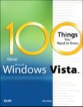 100 Things You Need to Know about Microsoft Windows Vista (Adobe Reader) - Eric Geier