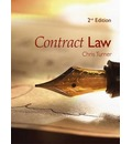 Contract Law - Chris Turner