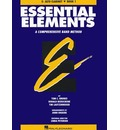 Essential Elements, E-Flat Alto Clarinet, Book 1 - Tom C Rhodes
