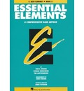 Essential Elements: E-Flat Alto Clarinet, Book 2 - Tom C Rhodes