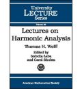 Lectures on Harmonic Analysis - Thomas H. Wolff