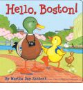 Hello, Boston! - Martha Day Zschock