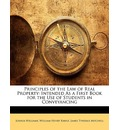 Principles of the Law of Real Property - Joshua Williams