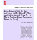 Love the Avenger. by the Author of