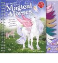 The Marvelous Book of Magical Horses - Editors of Klutz