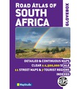 South Africa Glovebox Road Atlas - Map Studio