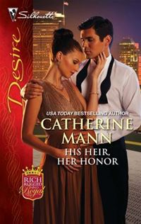 His Heir Her Honor - Catherine Mann