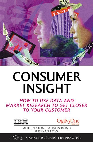 Consumer Insight: How to Use Data and Market Research to Get Closer - Ingram Digital