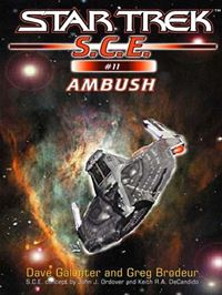 Ambush - Dave Galanter Greg Brodeur