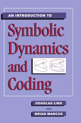 An Introduction to Symbolic Dynamics and Coding - Douglas Lind; Brian Marcus