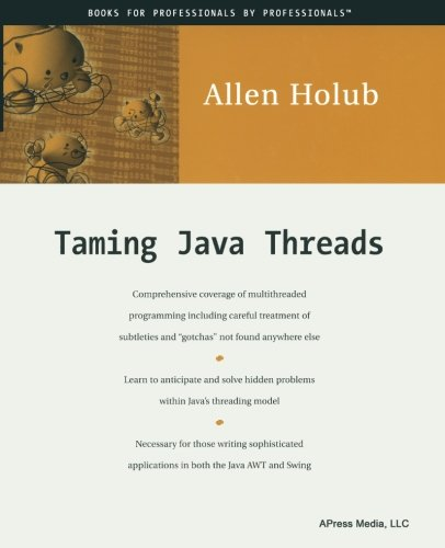Taming Java Threads - Allen Holub