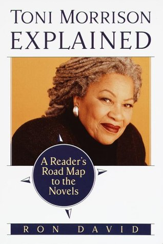 Toni Morrison Explained: A Reader's Road Map to the Novels - Ron David