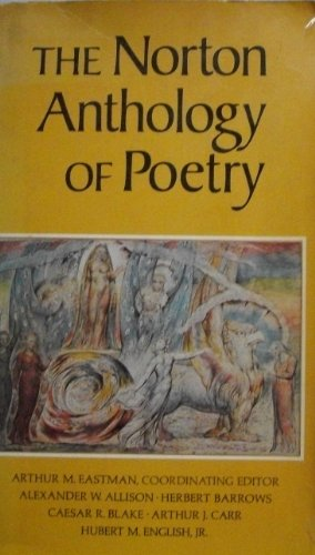 The Norton Anthology of Poetry - Alexander W. Allison