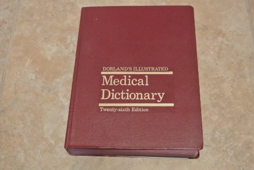 Dorlands Illustrated Medical Dictionary 26ED - Dorland
