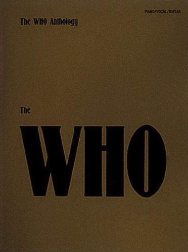 Who Anthology The - Who