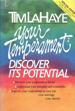Your Temperament: Discover Its Potential - Tim F. LaHaye