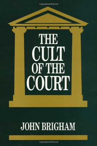 The Cult Of The Court - John Brigham