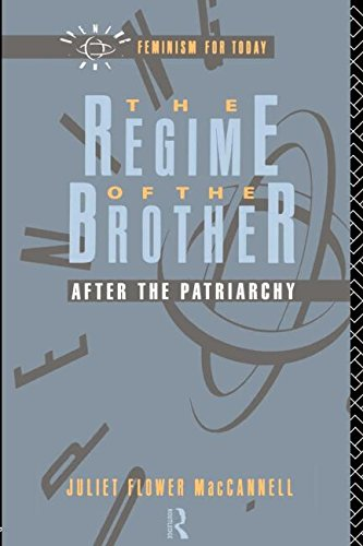 The Regime of the Brother: After the Patriarchy (Opening Out: Feminism for Today) - Juliet Flower MacCannell