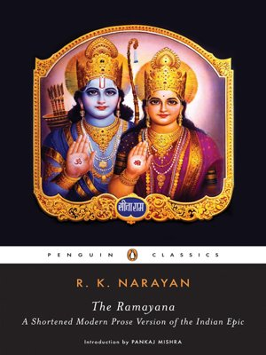 The Ramayana: A Shortened Modern Prose Version of the Indian Epic - R. K. Narayan