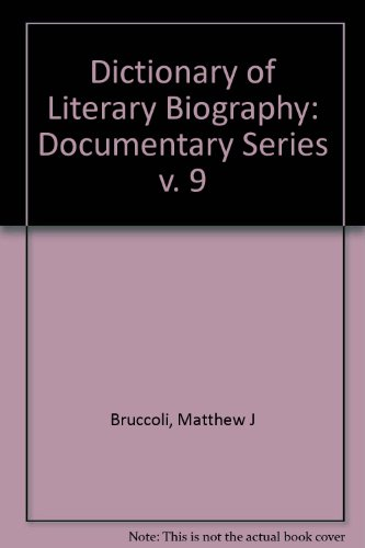 Dictionary of Literary Biography Documentary Series: American Writers of The Vietnam War - W.D. Ehrhart