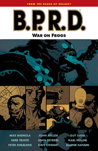B.P.R.D., Vol. 12: War on Frogs - Mike Mignola