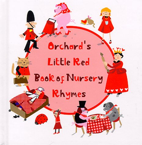 Little Red Book of Nursery Rhymes - Nila Aye
