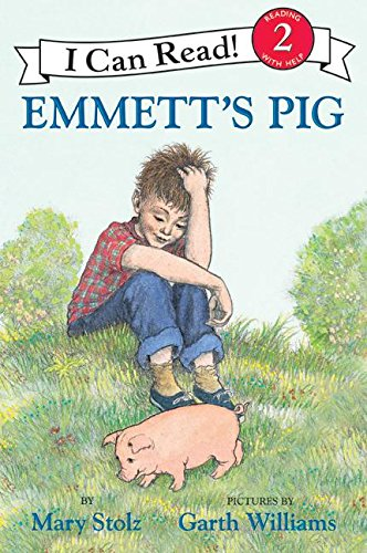 Emmett's Pig (I Can Read Level 2) - Mary Stolz
