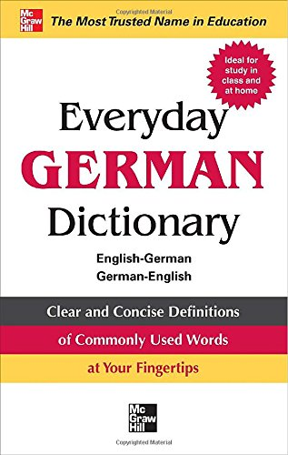 Everyday German Dictionary - Collins