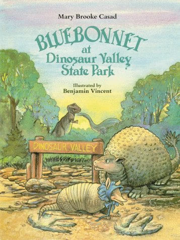 Bluebonnet at Dinosaur Valley State Park (Bluebonnet Series) - Mary Brooke Casad