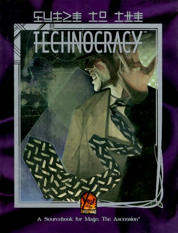 Guide to the Technocracy (Mage: The Ascension) - Phil Brucato