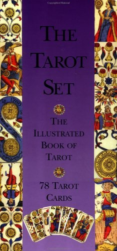 The Tarot Set: The Illustrated Book of Tarot - Jane Lyle