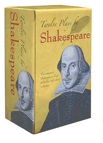 Twelve Plays by Shakespeare (Dover Thrift Editions) - William Shakespeare