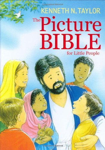 The Picture Bible for Little People (w/o handle) (Tyndale Kids) - Kenneth N. Taylor