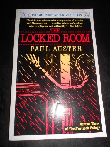 The Locked Room (New York Trilogy) - Paul Auster