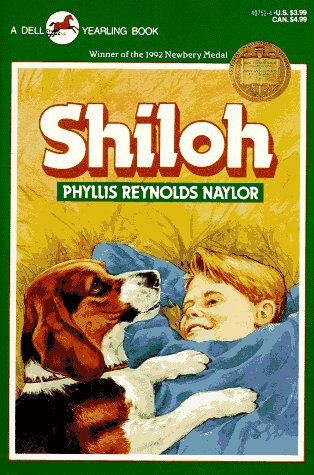 Shiloh (Yearling Newbery) - Phyllis Reynolds Naylor