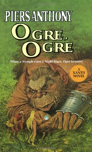 Ogre, Ogre (Xanth) - Anthony, Piers