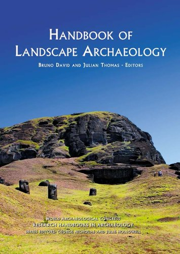 Handbook of Landscape Archaeology (World Archaeological Congress Research) - Bruno David; Julian Thomas