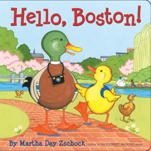 Hello, Boston! - Martha Zschock